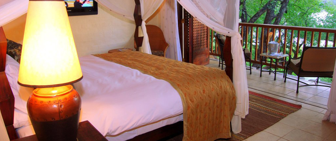 David Livingstone Safari Lodge Accommodation